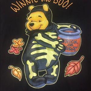 Winnie the BOO Oversized T-shirt/nightgown sleeper